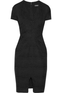 Zac Posen Jacquard Dress